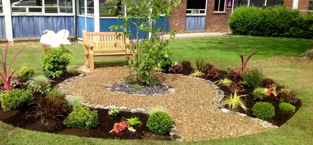 Harrogate High Memorial Garden